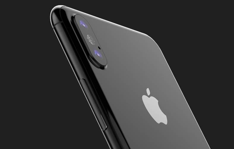 iPhone 8 camera Sony