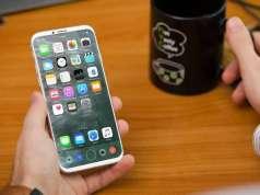 iPhone 8 design ecran