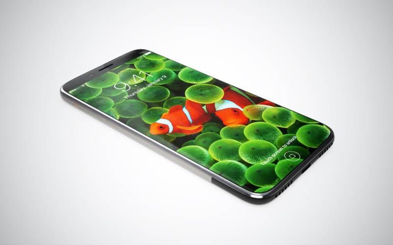 iPhone 8 design urat video