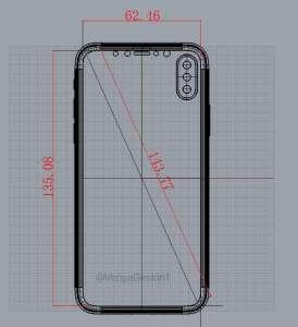 iPhone 8 diagonala 5.66 inch