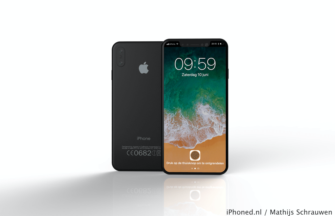 iPhone 8 iOS 11 concept 3