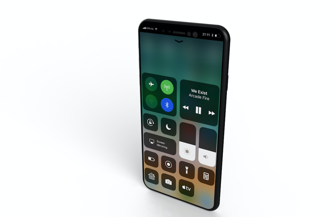 iPhone 8 iOS 11 concept 4