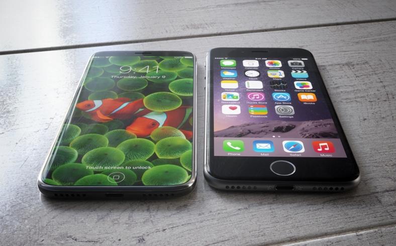 iPhone 8 mulaj comparatie carcasa