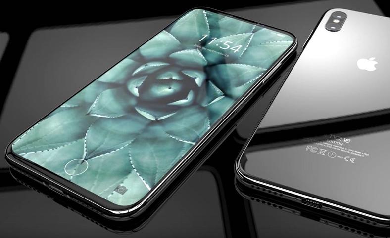 iPhone 8 rezolutie ecran 5.8 inch apple