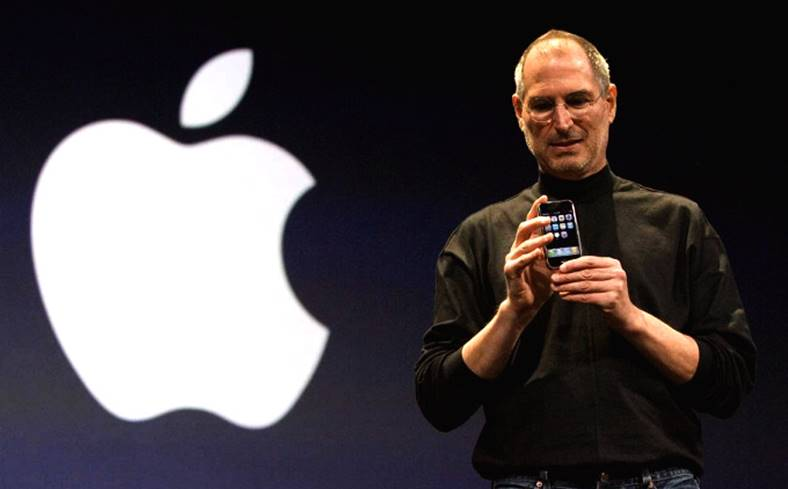 iPhone steve jobs microsoft