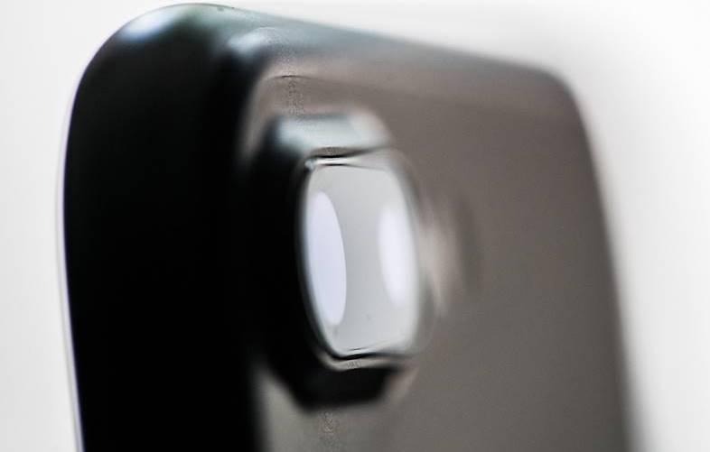 iPhone zoom filmare camera