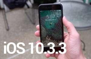 ios 10.3.3 beta 4 iphone ipad