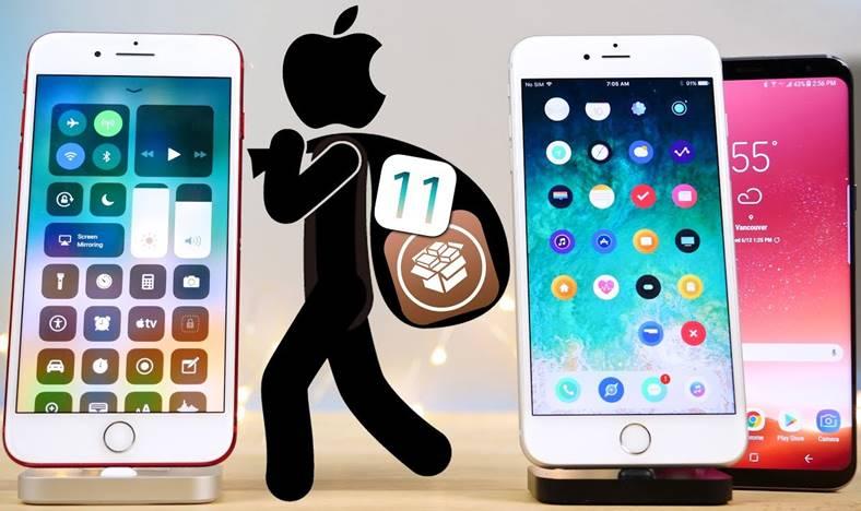ios-11-functii-jailbreak-ios-10 iphone ipad