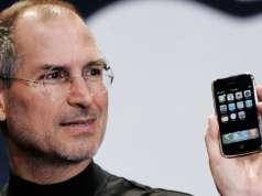 iphone buton steve jobs
