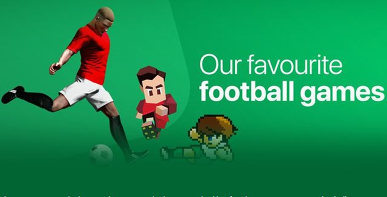jocuri fotbal iPhone favorite angajati Apple