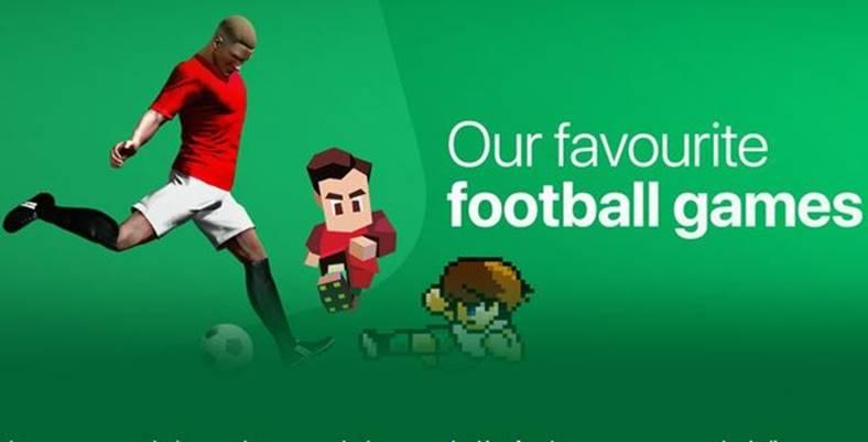 jocuri fotbal iPhone iPad favorite angajati Apple