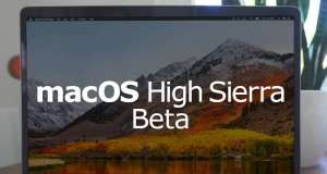 macOS High Sierra public beta 1