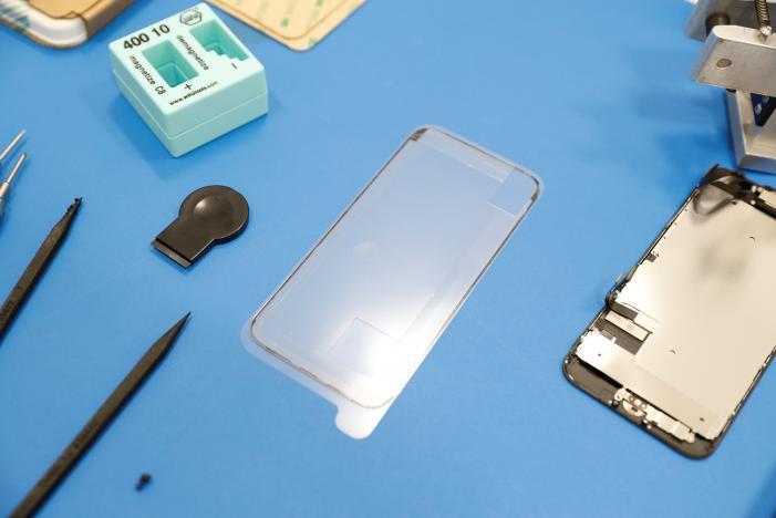 masina reparare ecran iPhone 5
