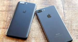oneplus 5 comparatie iphone 7 plus copiat
