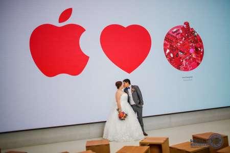 poze nunta apple store
