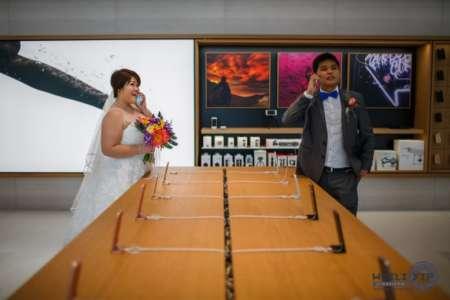poze nunta apple store 5