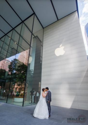 poze nunta apple store 8