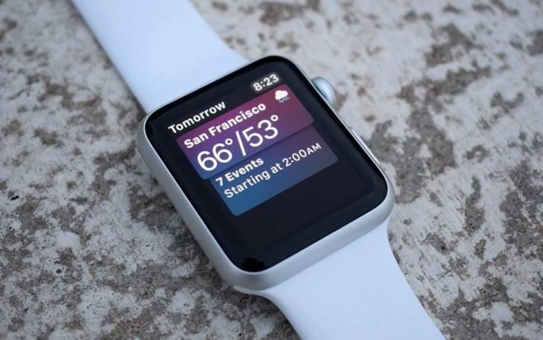 watchOS 4 La Multi Ani Apple Watch