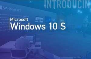 windows 10 s spart