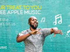 Apple Music gratuit 6 luni