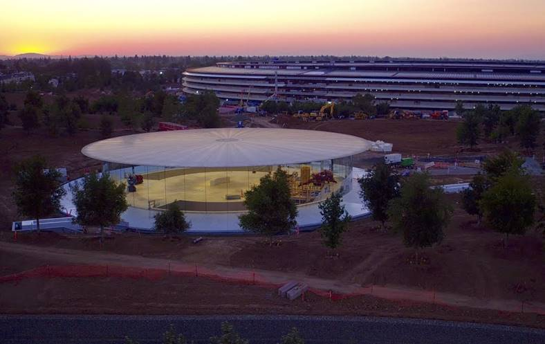 Apple Park imobiliar