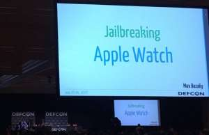 Apple Watch jailbreak