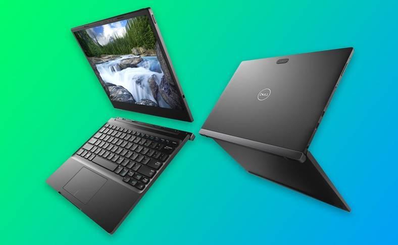 Dell Latitude 7285 laptop incarcare wireless 2017