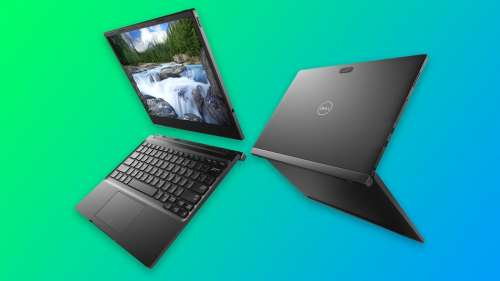 Dell Latitude 7285 laptop incarcare wireless