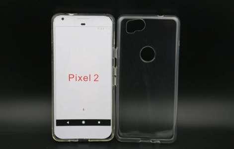 Google Pixel 2 carcasa design