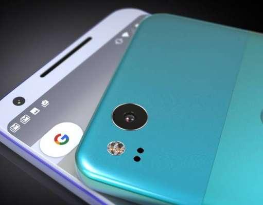 Google Pixel 2 concept iPhone 4S