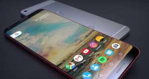 Google Pixel 2 concept iPhone 5S