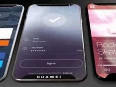 Huawei mate 10 ecran