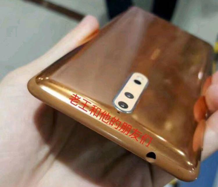 Nokia 8 Imagini Unitate Reala 2