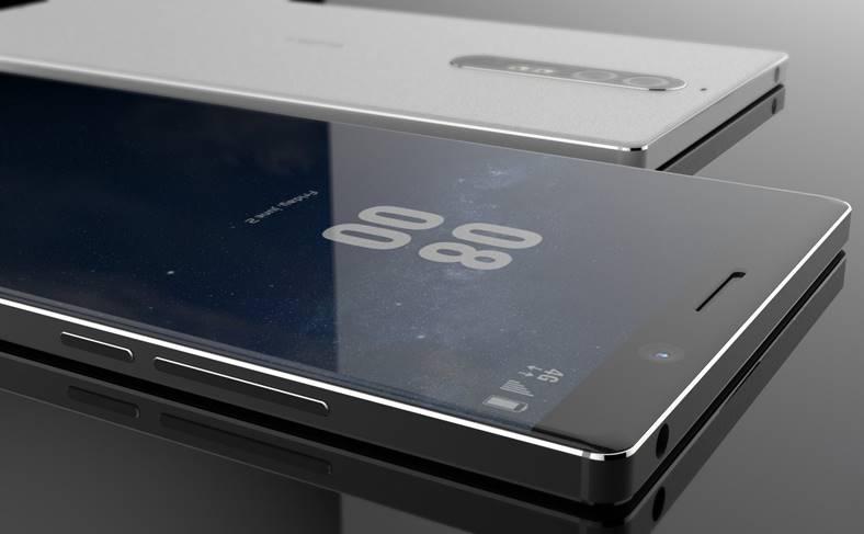 Nokia 8 Imagini Unitate Reala 2017