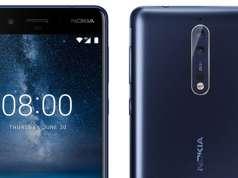 Nokia 8 functional imagini 2017