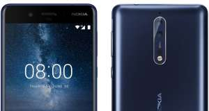 Nokia 8 imagine oficiala presa