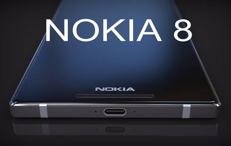 Nokia 8 specificatiile tehnice