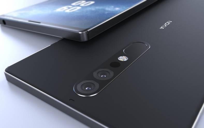 Nokia 9 design carcasa 2017