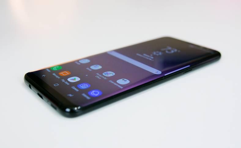 Samsung Galaxy Note 8 imagine oficiala 2017