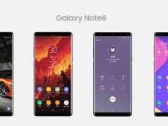 Samsung Galaxy Note 8 mare problema cititor amprente