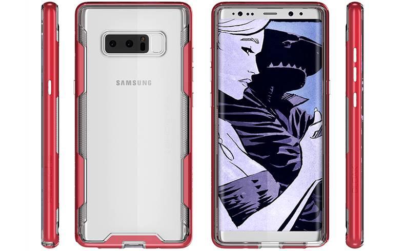 Samsung Galaxy Note 8 poze specificatii camera