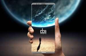 Samsung Galaxy Note 8 scump ram
