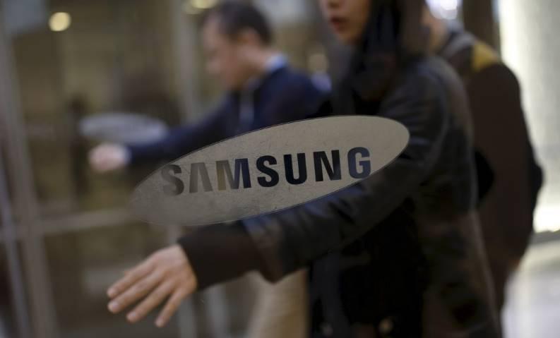 Samsung profit record