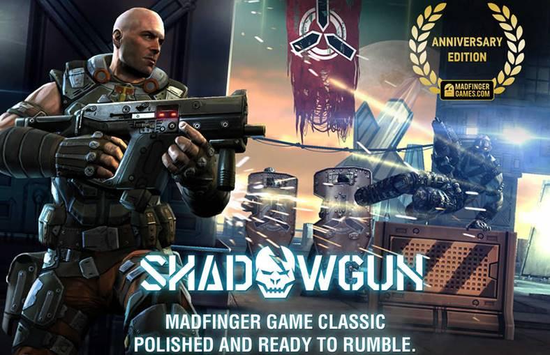 Shadowgun joc Popular iPhone iPad vandut Reducere