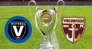 Supercupa Romaniei Viitorul - Voluntari LIVE tv online