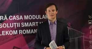 Telekom casa modulara inteligenta romania