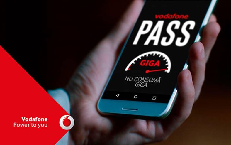 Vodafone internet gratuit facebook