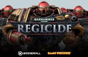 Warhammer 40000 Regicide iphone ipad
