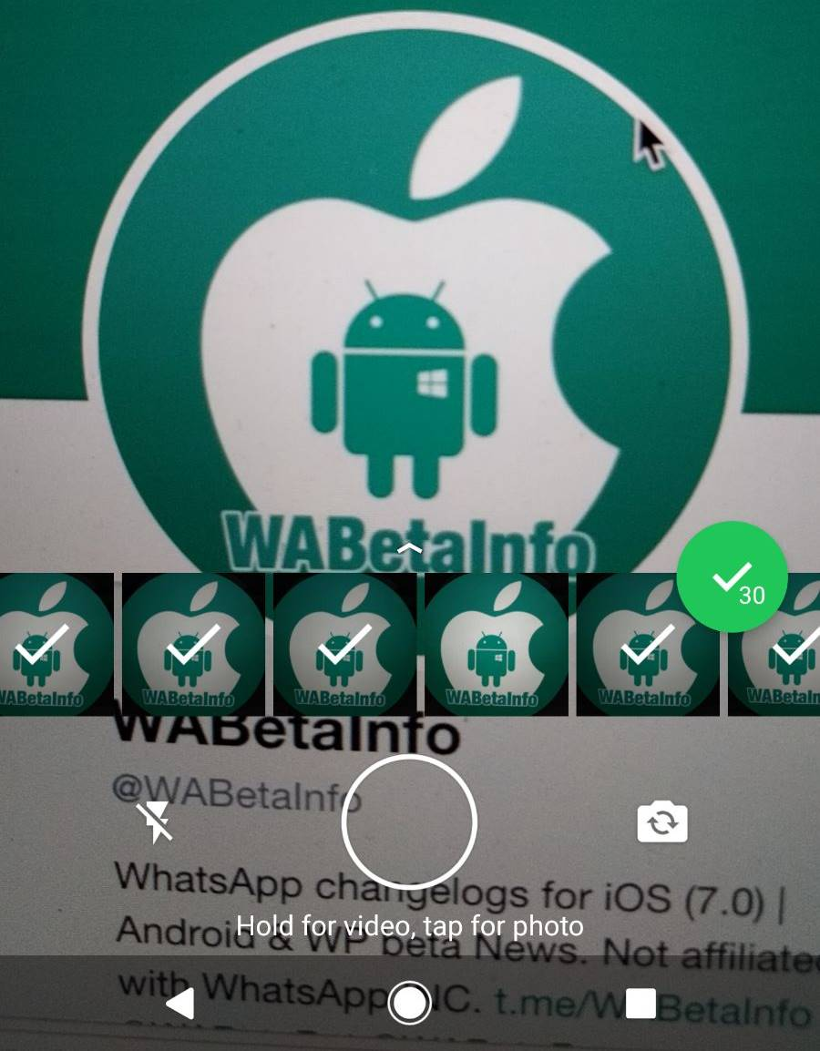 WhatsApp Poze Multiple