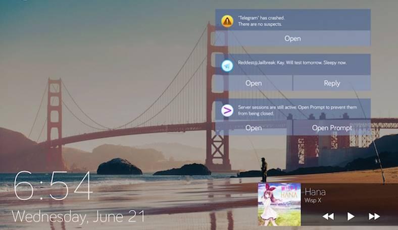 Windows 10 tweak Ventana